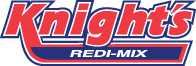 Knights Redi-Mix logo