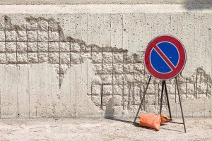 What is concrete spalling and how can you avoid it?